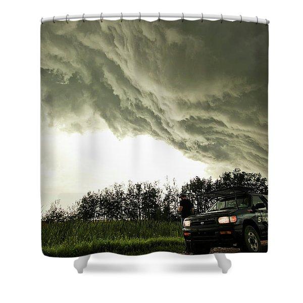 Willowbrook Beast Shower Curtain