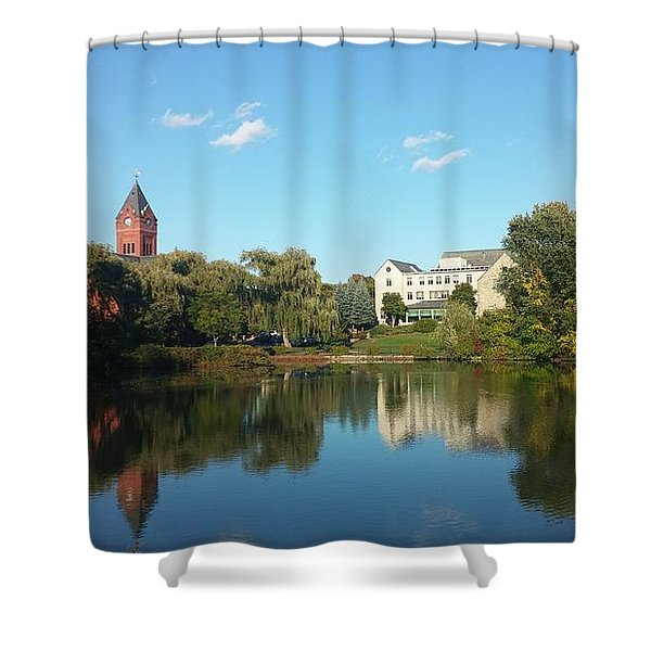 Winchester,ma Scenery Shower Curtain