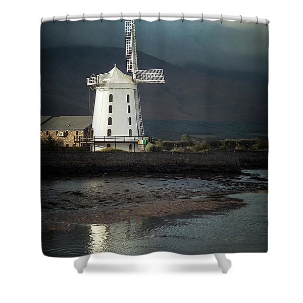 Wind And Whispers Shower Curtain