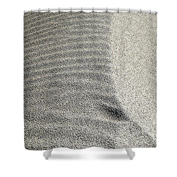 Wind Pattern Shower Curtain