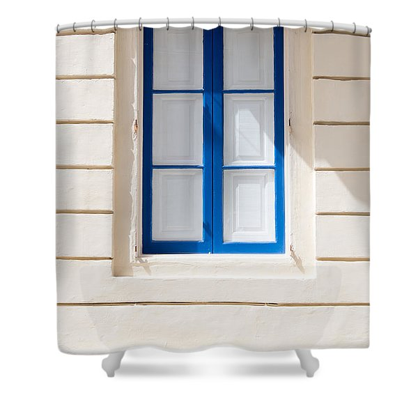 Windows Of The World 6 Shower Curtain
