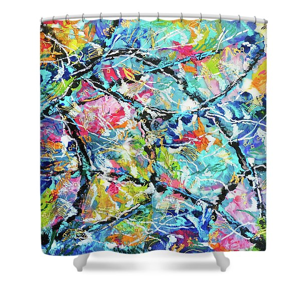 Wing Factory Shower Curtain