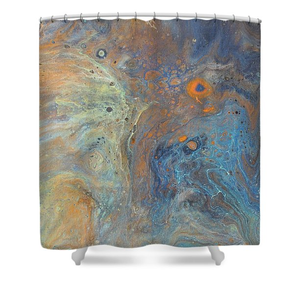 Wings On High Shower Curtain