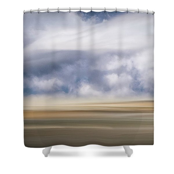Winter Ballet Shower Curtain