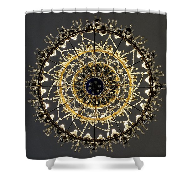 Winter Palace 2 Shower Curtain