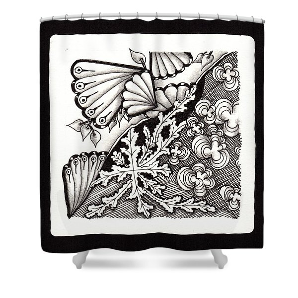 Winter Spring Summer 'n Fall Shower Curtain