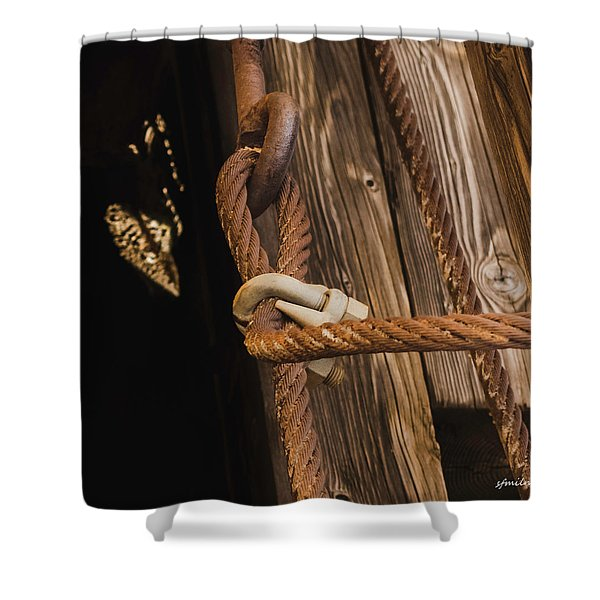 Wire Rope Shower Curtain