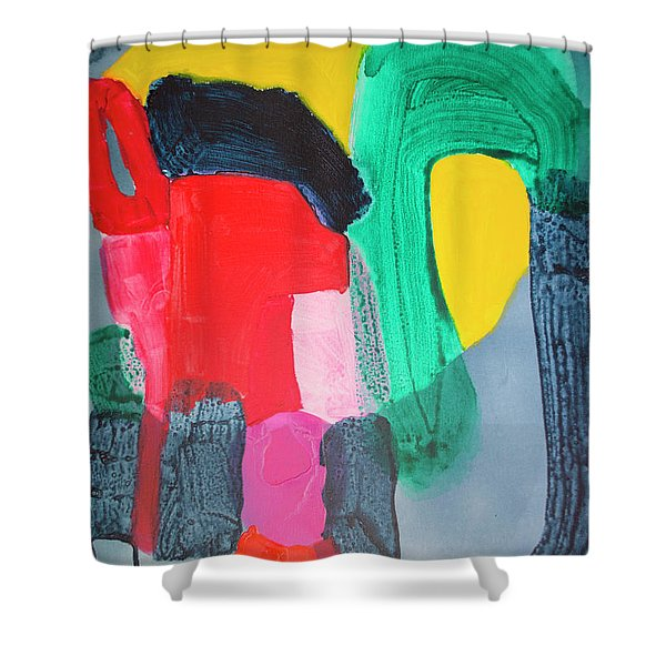 Wish It Could Be This Easy Shower Curtain
