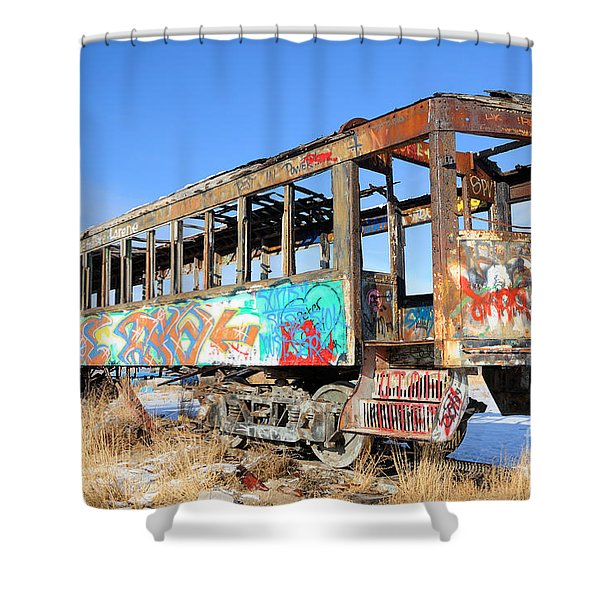 Wishing For Better Days Shower Curtain