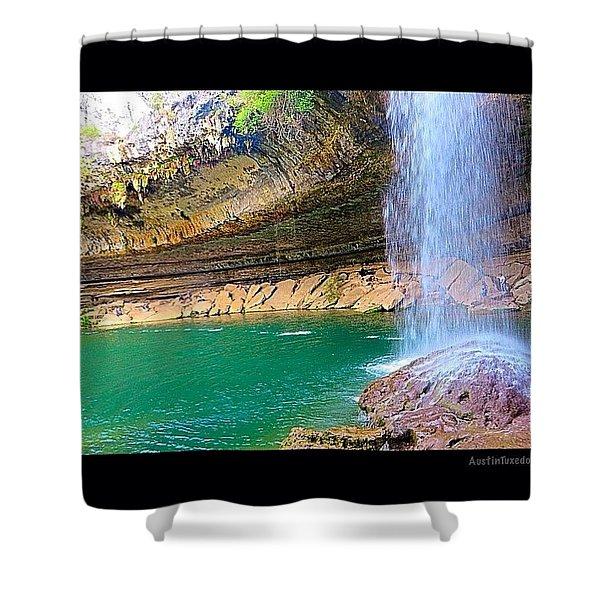 Wishing You A #beautiful #zen Like Day! Shower Curtain