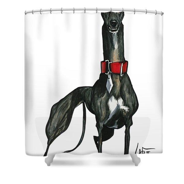 Woerner 3596 Shower Curtain