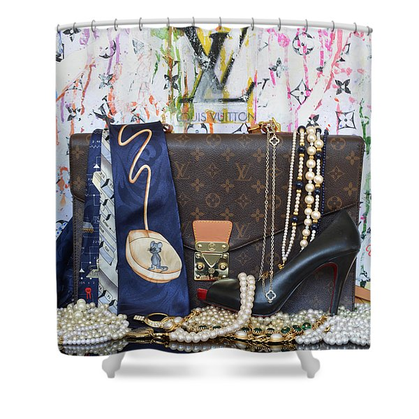 Women On The Rise 11 Shower Curtain