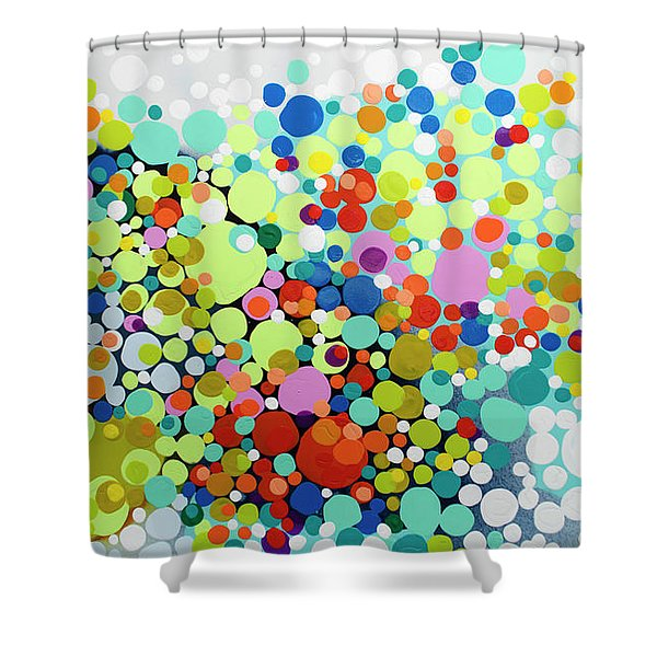 Wondering Where I Am Shower Curtain