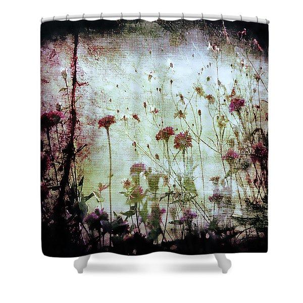 Wonderland Shower Curtain