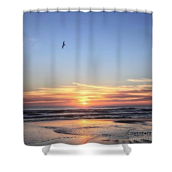 World Gratitude And Peace Day Shower Curtain