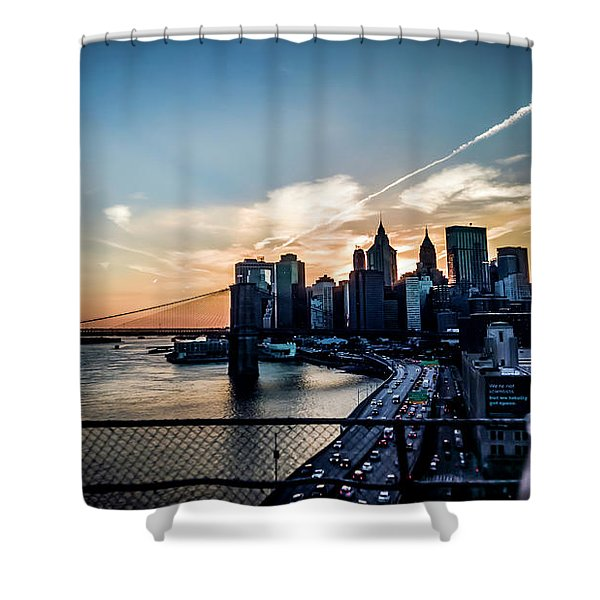 Would You Believe Shower Curtain