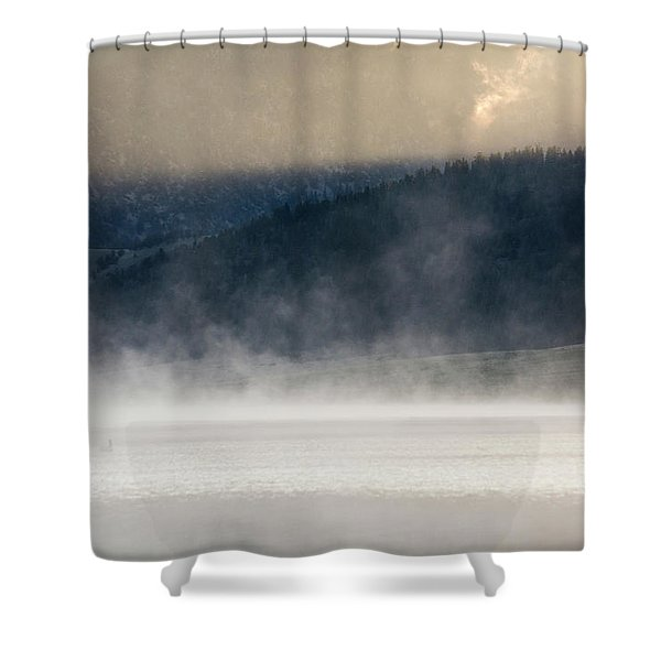Wow Shower Curtain