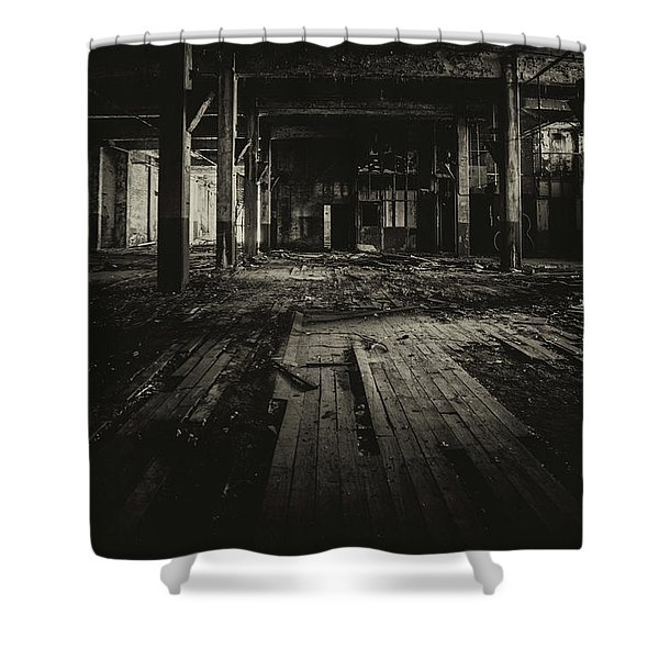 Ws 1 Shower Curtain