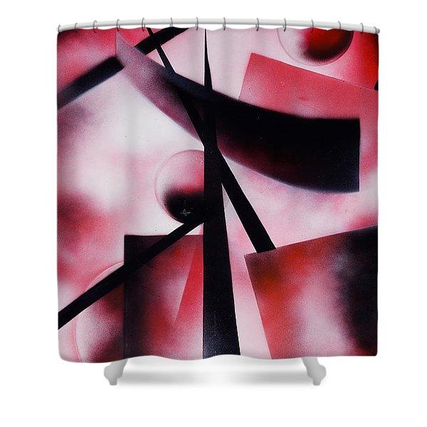 X-world Shower Curtain