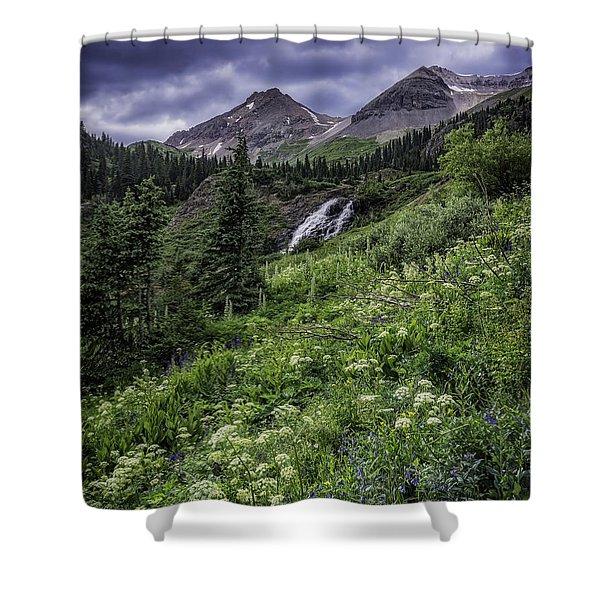 Yankee Boy Basin #1 Shower Curtain