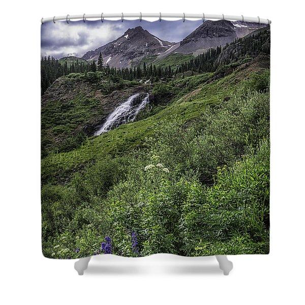 Yankee Boy Basin #2 Shower Curtain
