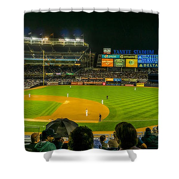 Yankee Stadium Shower Curtain