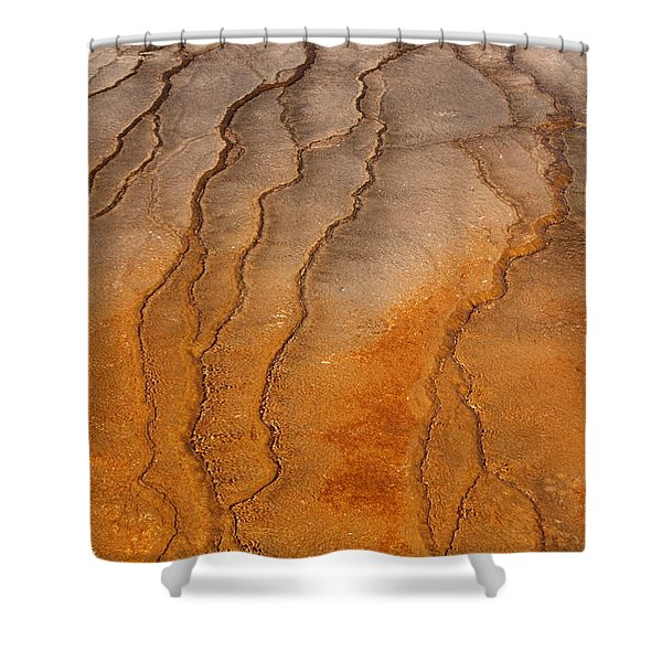 Yellowstone 2530 Shower Curtain