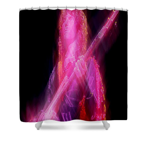 Yessquire Shower Curtain