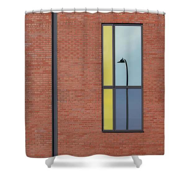 Yorkshire Windows 4 Shower Curtain
