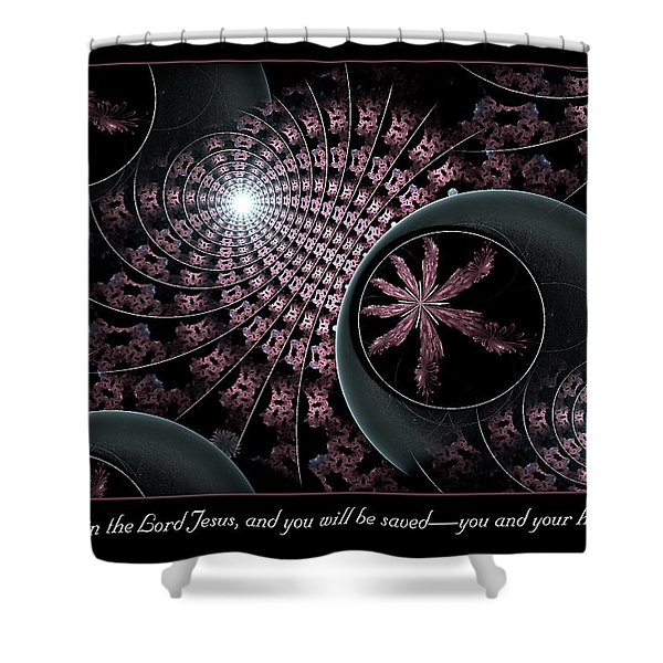 You And Your Household Shower Curtain