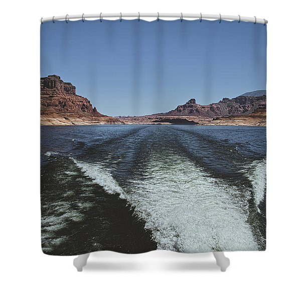 You Are Forever In My Mind Shower Curtain