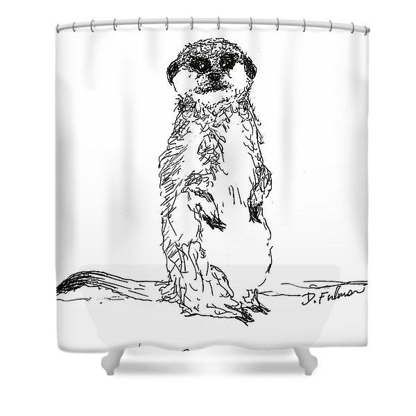 You Rang, Sir? Shower Curtain