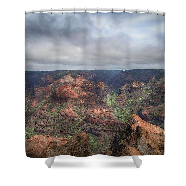 You Steal My Breath Shower Curtain