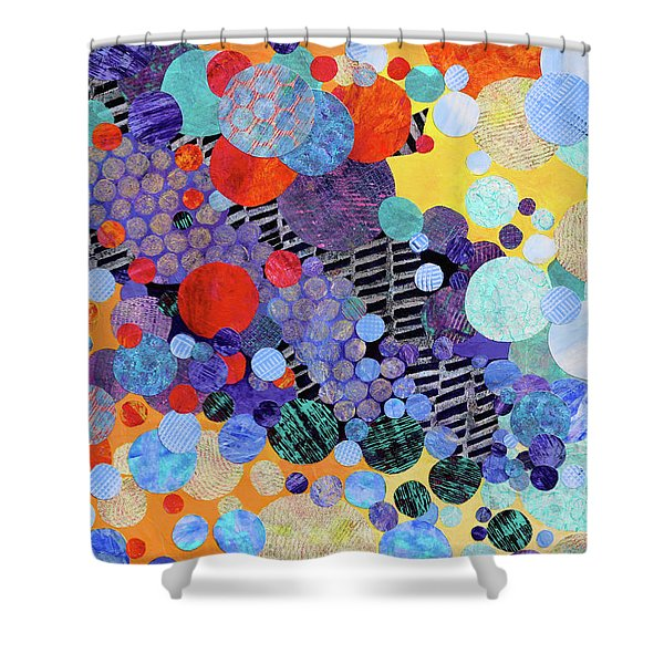Youth Symphony Shower Curtain