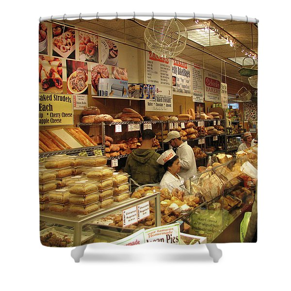 Zabars - 2006 - New York Shower Curtain