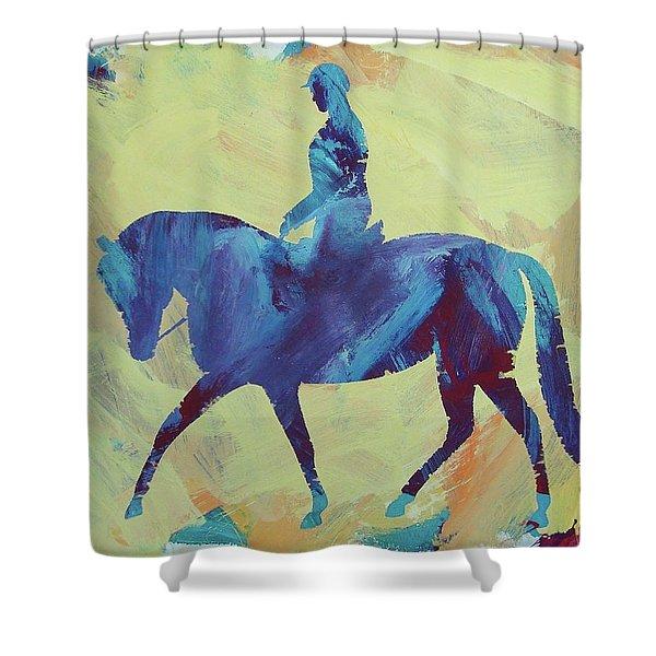 Zahrah Shower Curtain