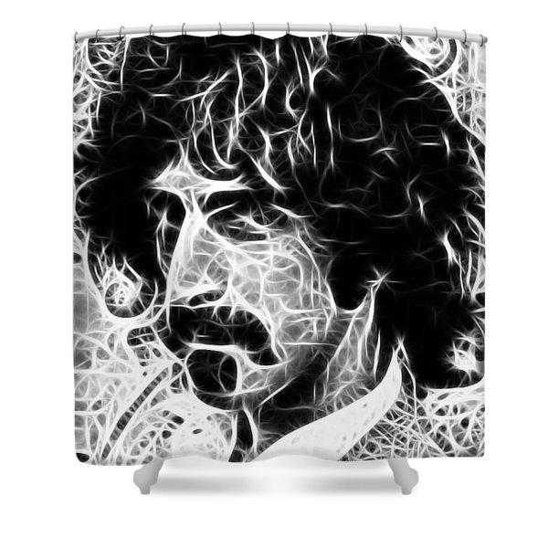 Zappa Shower Curtain
