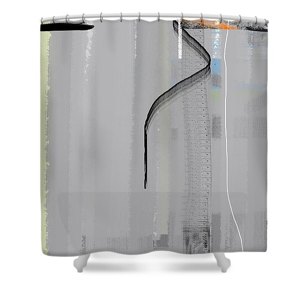 Zero Shower Curtain