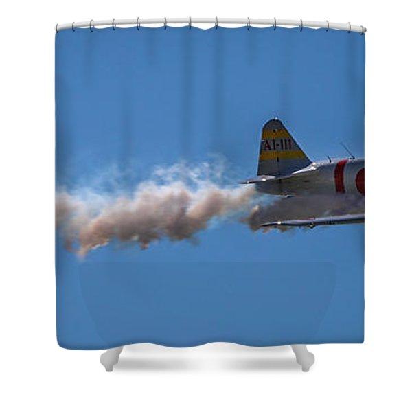 Zero Shower Curtain