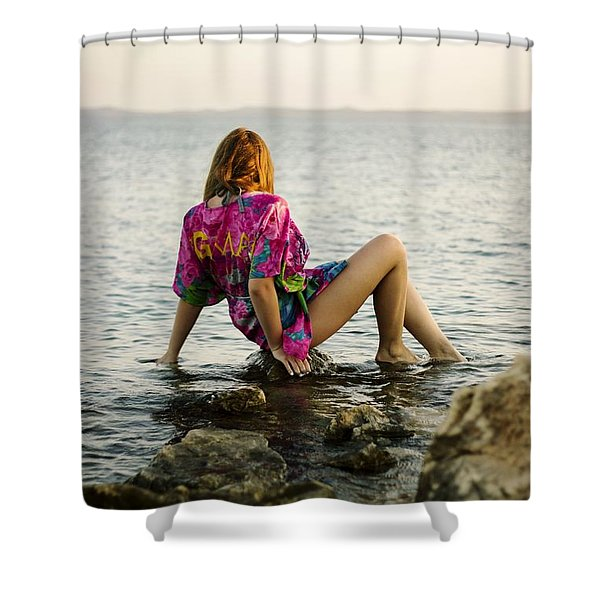 Zigman  Shower Curtain