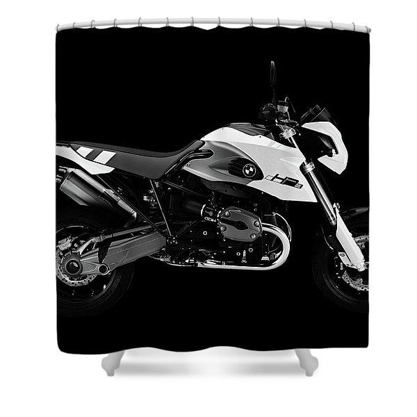 Bmw Hp2 Sport Shower Curtain