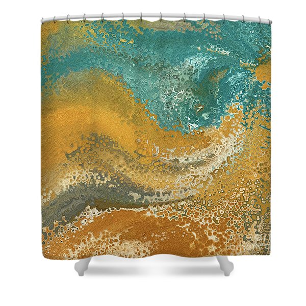 1 Chronicles 29 11. Everything Is Yours Lord Shower Curtain