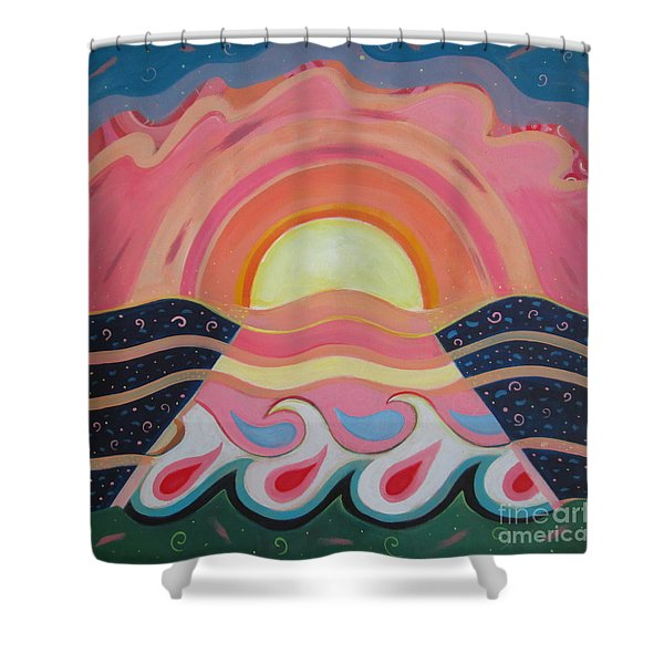 Creating Unity Shower Curtain