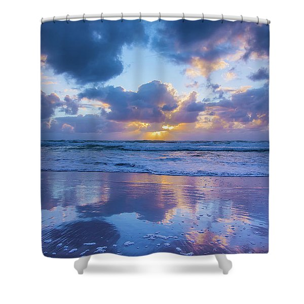 Enchanted Whispers Shower Curtain
