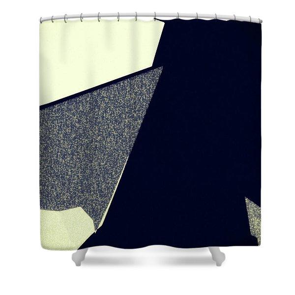 Enquiries Were Even Shower Curtain