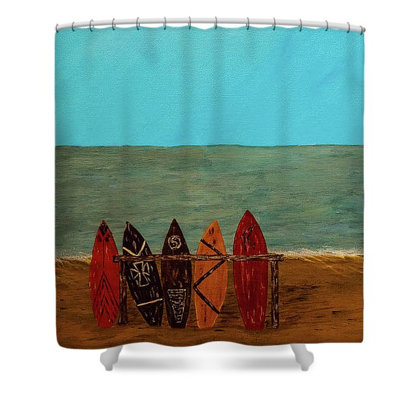 Five Reasons Shower Curtain