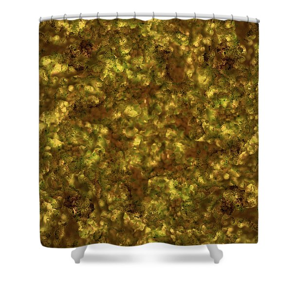 Forest Canopy 2 Shower Curtain