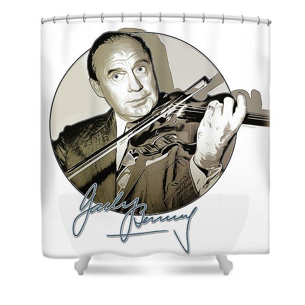 Jack Benny Shower Curtain