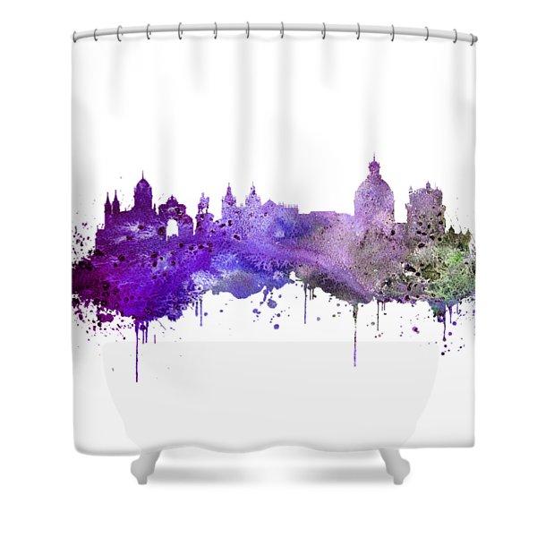 Lisbon Shower Curtain