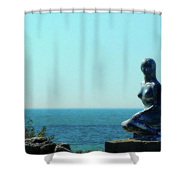 Magical Mermaid Shower Curtain